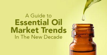 Essential Oils Market Trends