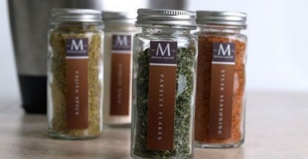 Glassnow Industry Guide: Tea, Herb, & Spice Packaging