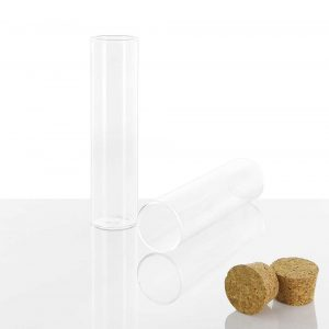 New Glass Tube Sizes