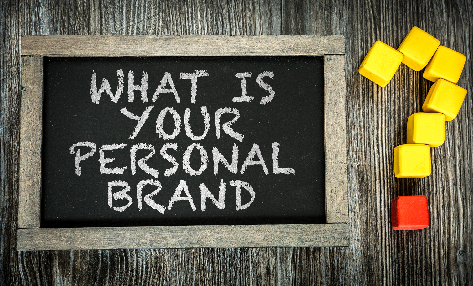Build Up a Personal Brand