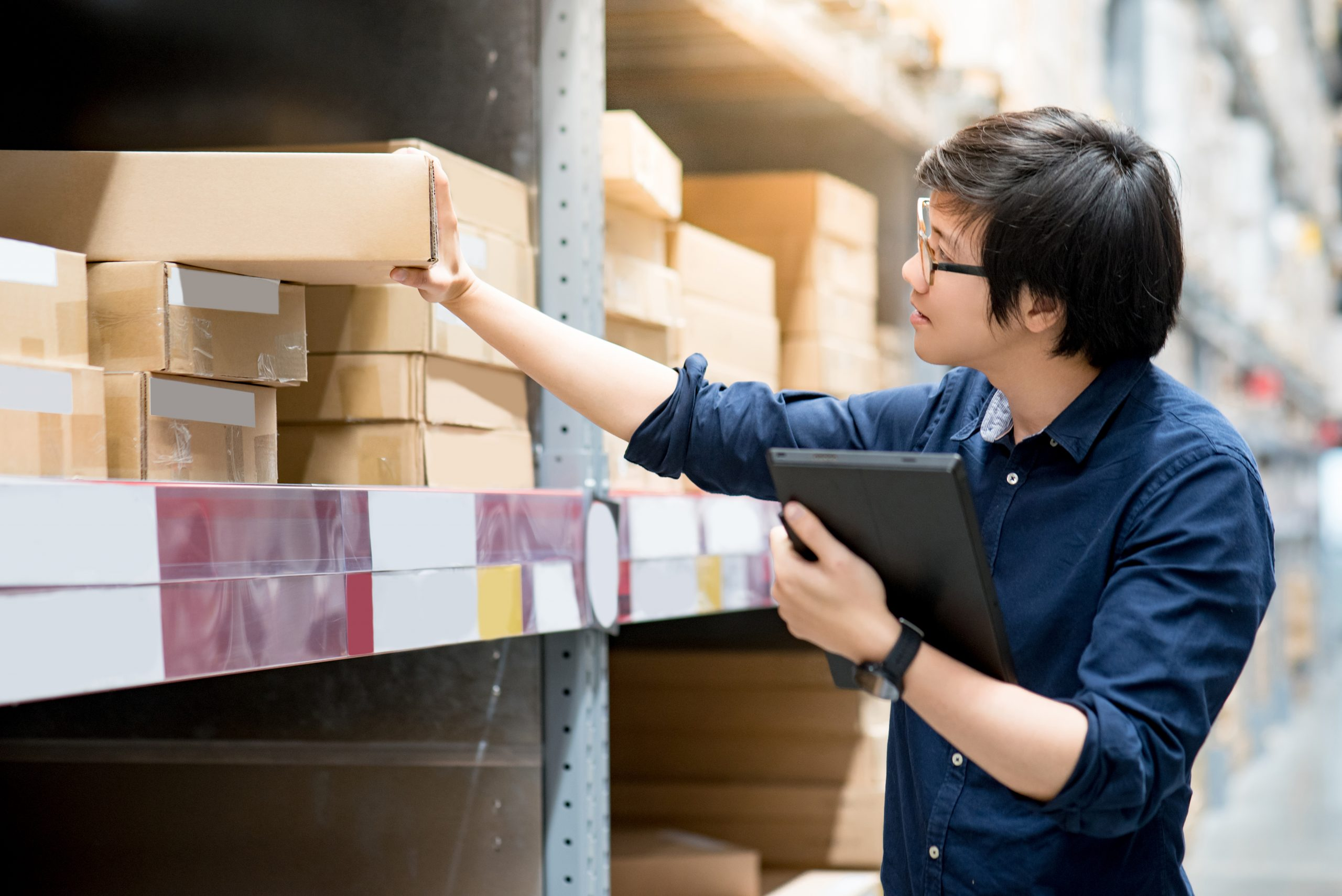 Manage Your Inventory