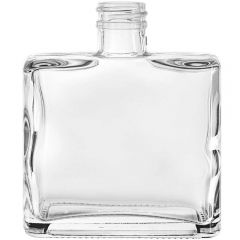 8.5oz matic glass bottle threaded neck - case of 12
