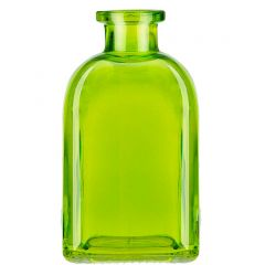 8.5oz roma glass bottle lime no cork - case of 12