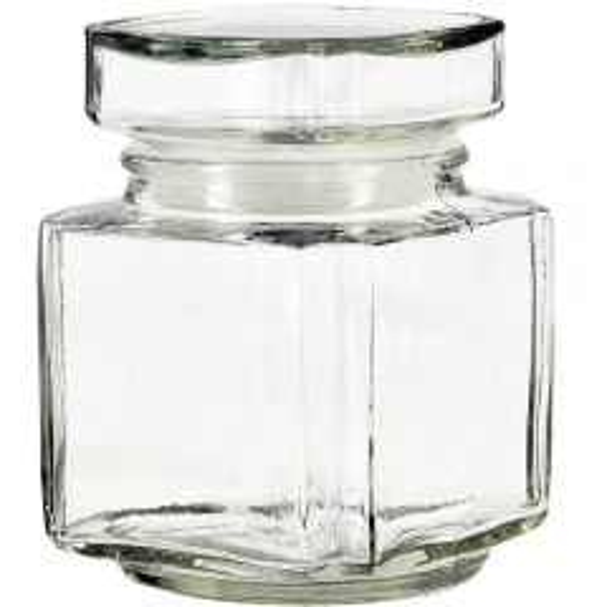 11 oz acropolis glass jar 325ml