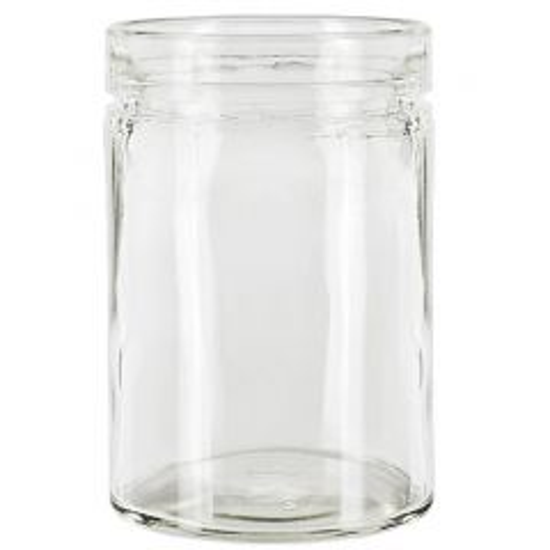 26oz verona glass container - case of 12